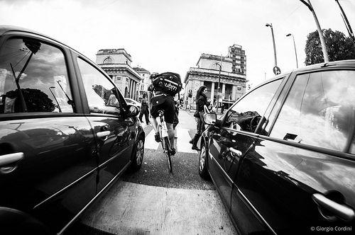 Todelivery 0004 Bike Messenger Urban Cycling Bike Style