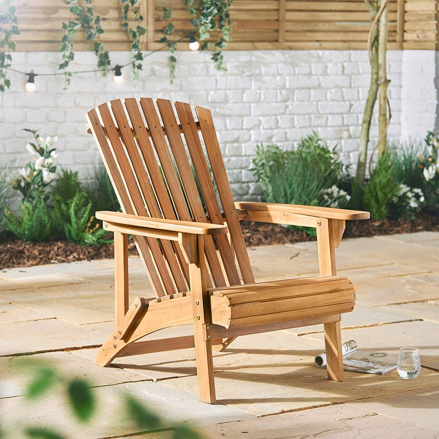 Rocking Adirondack Chair Garden Chairs Outdoor Chairs Patio Chairs