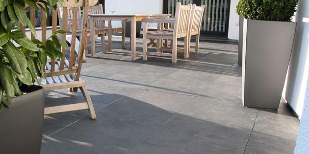 terrassenplatten img terrasse pinterest terrassenplatten schiefer und natursteine. Black Bedroom Furniture Sets. Home Design Ideas