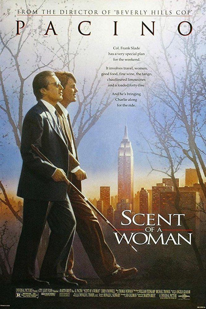 Скачать торрент запах женщины в хорошем качестве.
