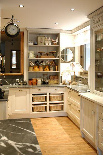 Cuisine cottage style boutique ancienne | Cuisine | Pinterest ...