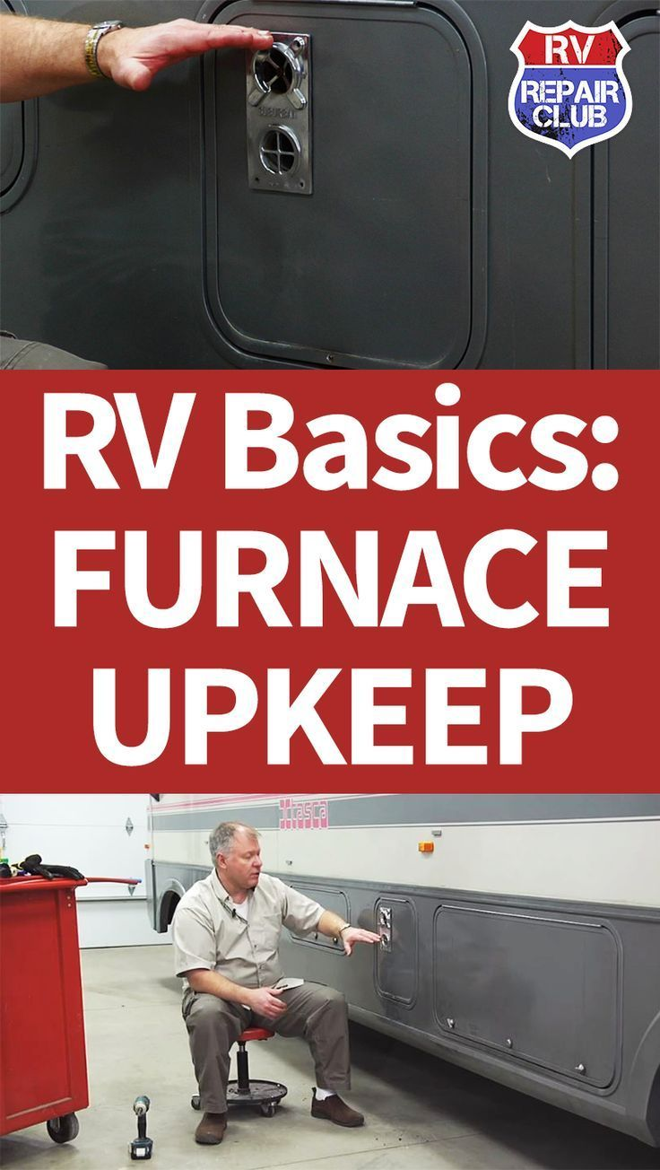 RV Furnace Basics and What to Look For Rv camping