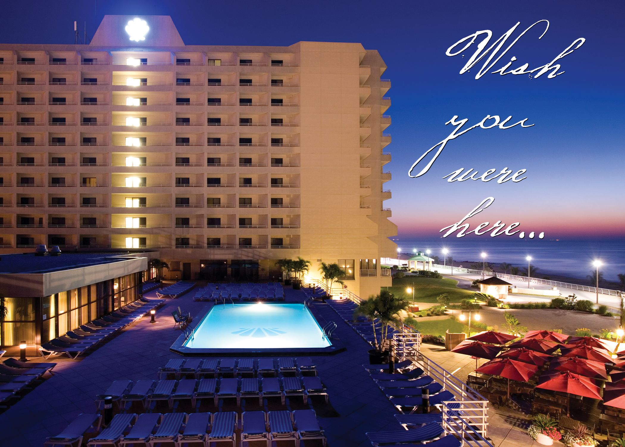Ocean Place Resort Spa Long Branch New Jersey