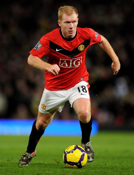 Paul Scholes Photos Photos Manchester United V West Ham United Premier League Manchester United Players Liverpool Football Manchester United Football Club