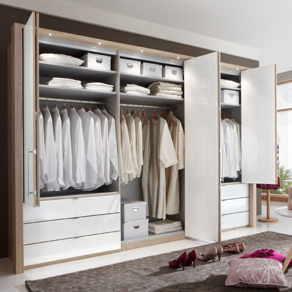 Beautiful Wiemann Loft wardrobe range available from valeinteriors surrey co uk