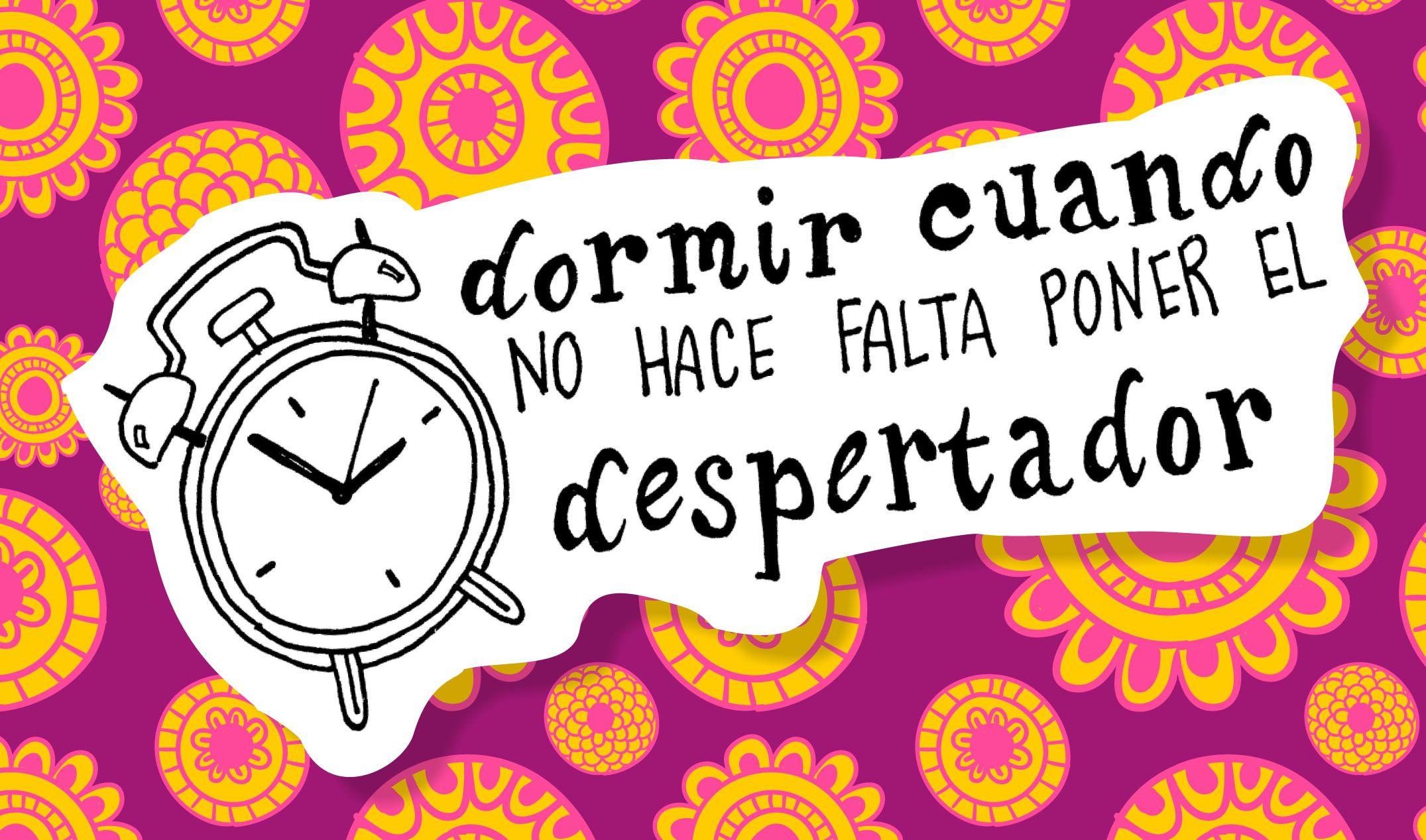 Dormir sin poner despertador - Disfruta Las Cosas Pequeñas - Gloria Garcia Mata
