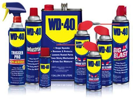 2000+ Uses for WD-40