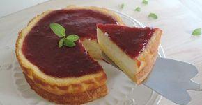 Cheesecake con leche condensada