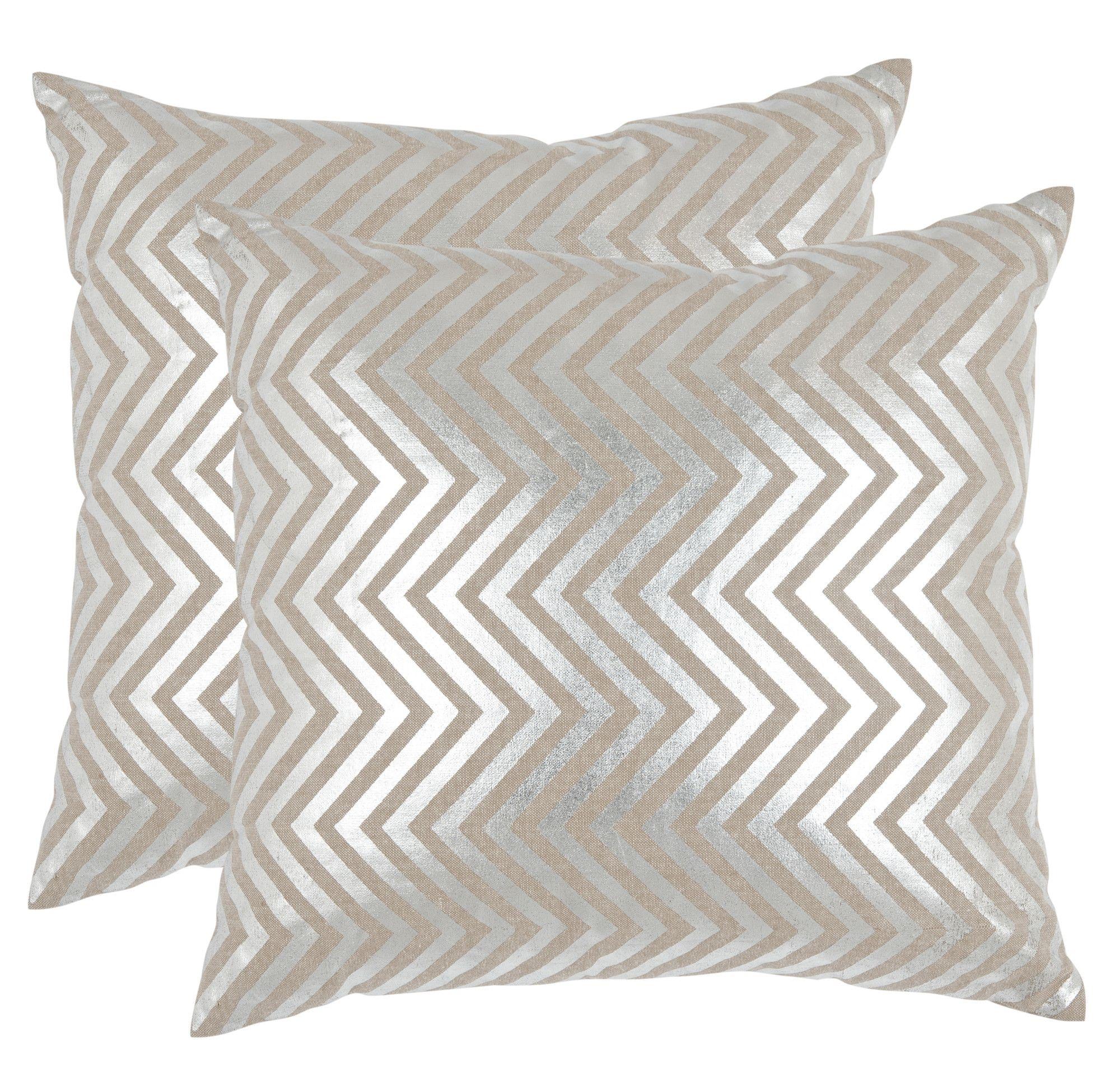 Safavieh Elle Linen Decorative Pillow   Wayfair   Happy Hanukkah ...
