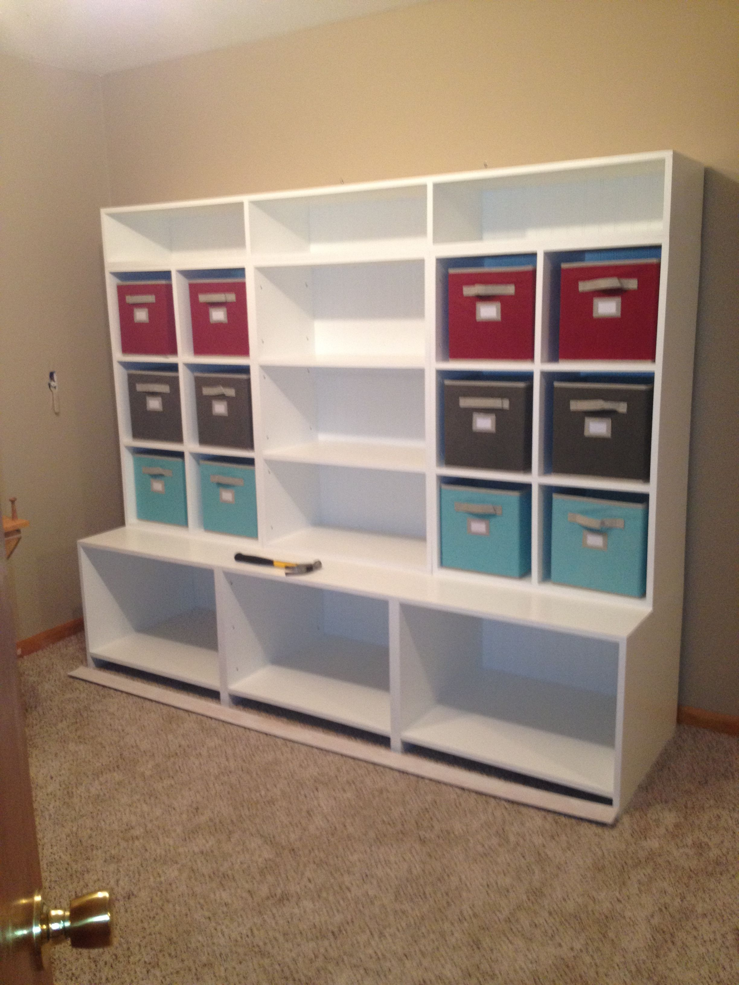 Toy storage do it yourself home projects from ana white neat toy storage diy projects solutioingenieria Choice Image