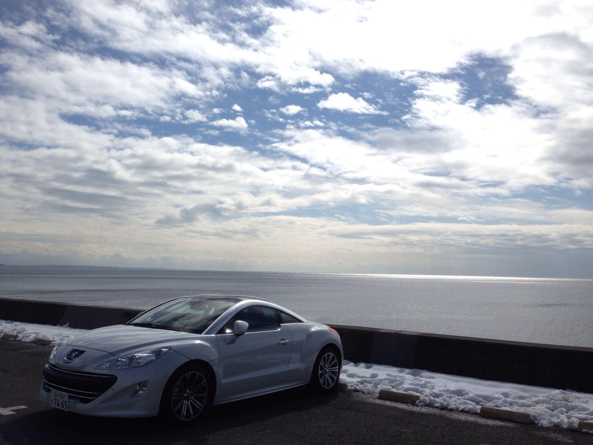 sky, sea & vehicle. my favorites...