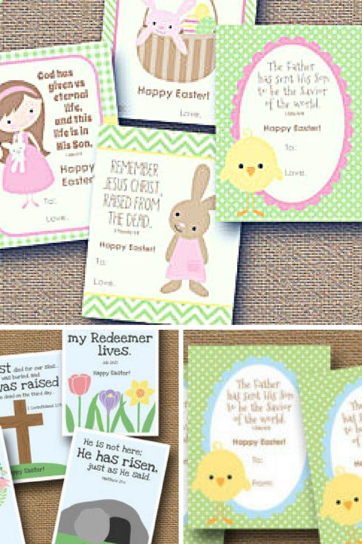 Christian Easter Cards For Kids Printables 10 Christian Easter