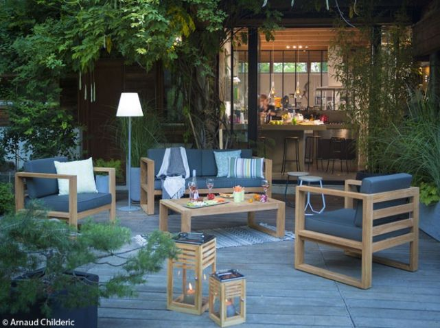 salon de jardin design notre s lection canon pour tous les budgets barbecues pinterest. Black Bedroom Furniture Sets. Home Design Ideas