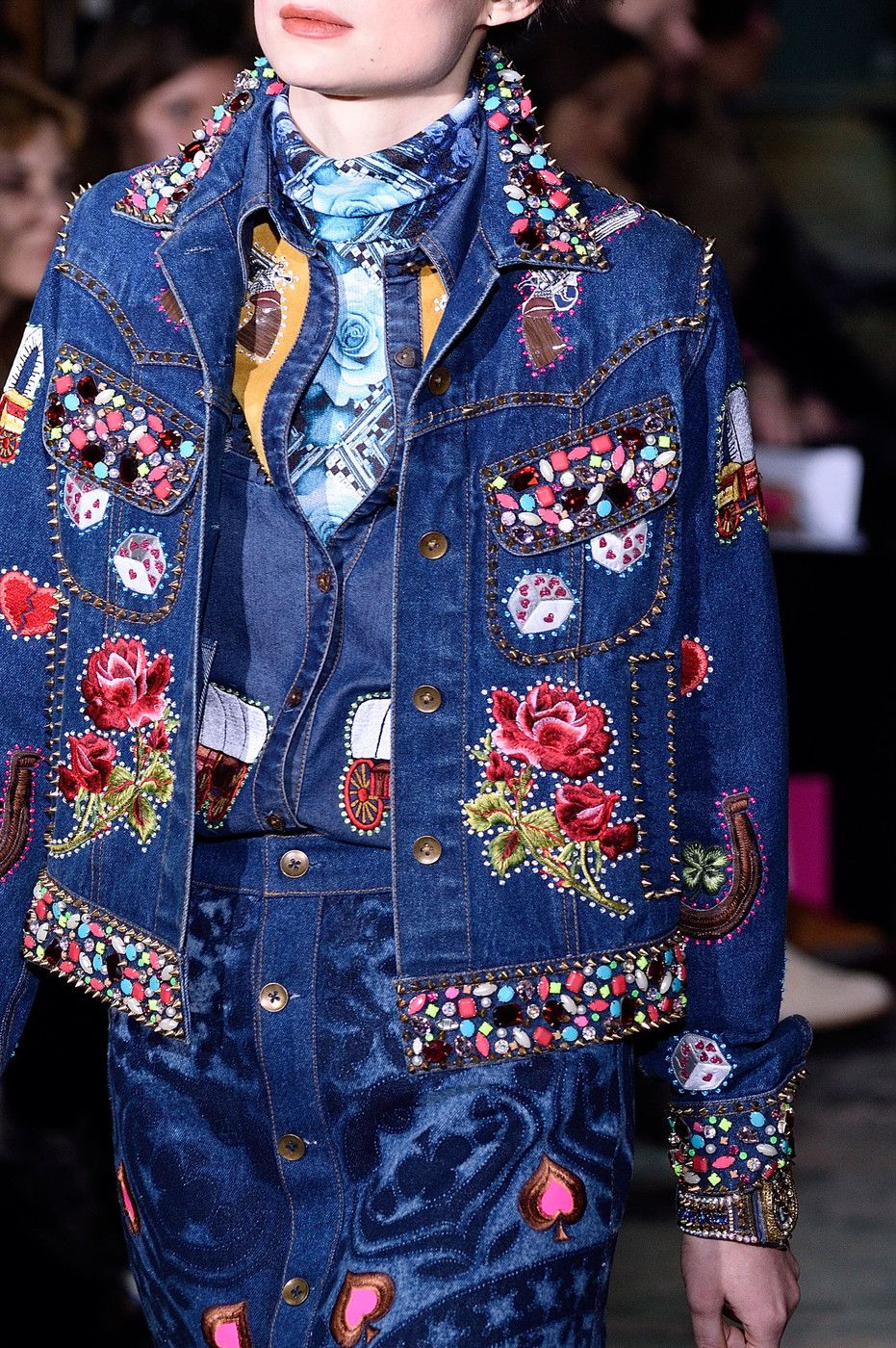 Manish Arora at Paris Fall 2016 (Details)