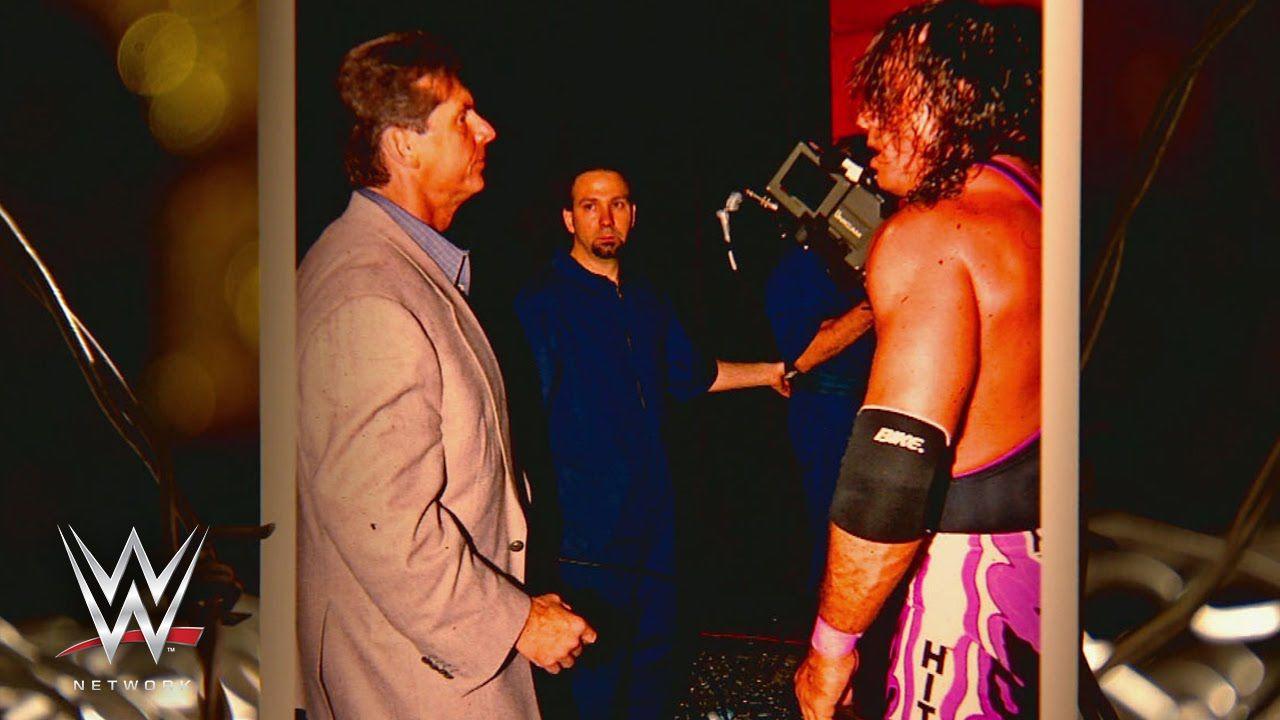 "WWE Network The Monday Night War ""The Hart of War"