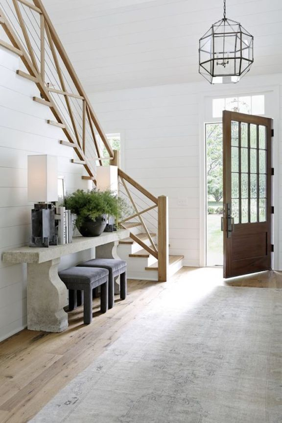 Stairways with StyleBECKI OWENS is part of Luxury home Decoration - Style your stairways! With a few charming details, you can add a lot of personality to a home with this often overlooked space