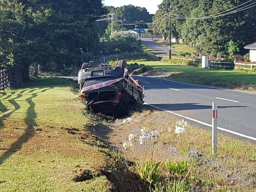News in brief Crash injures 3, lucky lotto winners New