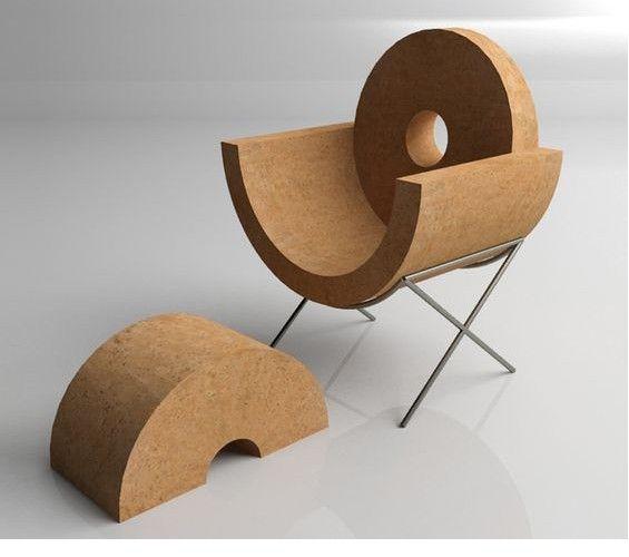 15 Idees De Meubles Et D Accessoires En Liege Pour Tout Style De Decoration Idees De Meubles Mobilier De Salon Liege