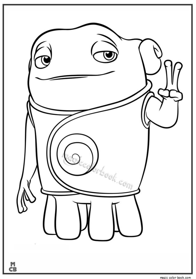 Pin de Magic Color Book en Cartoon Coloring pages | Pinterest
