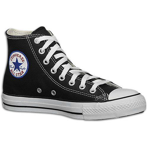 Caso No lo hagas apuntalar  $59.90-$61.99 Classic design in all black Leather. This is the same shoe WILL  SMITH wor… | Chuck taylor shoes, Converse chuck taylor all star, Converse  chuck taylor