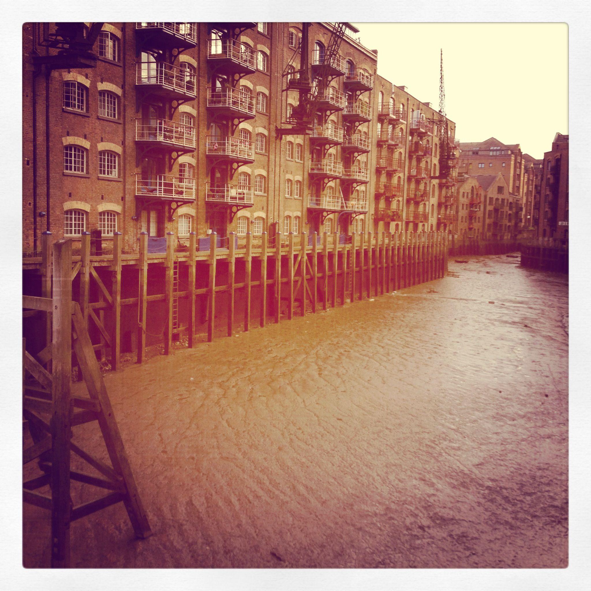 Wharf  London