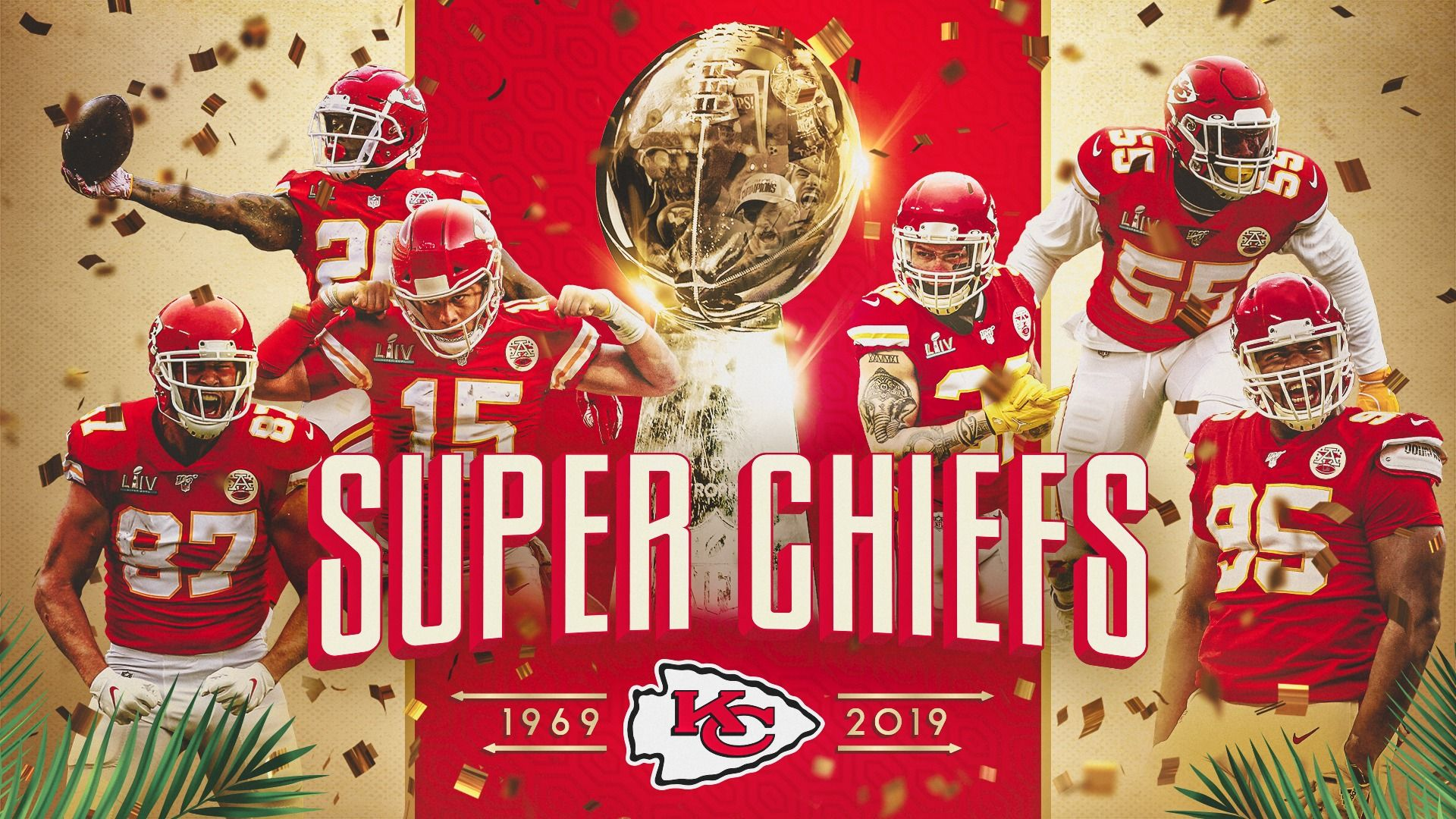 Kansas City Chiefs 2019 Nfl Super Bowl Champions In 2020 Kansas City Chiefs Logo Kansas City Chiefs Kansas City Chiefs Football