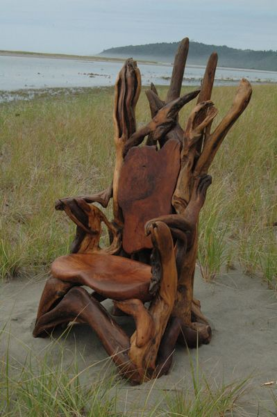 Knock on Wood die Kreativen Werke von Jeff Uitto