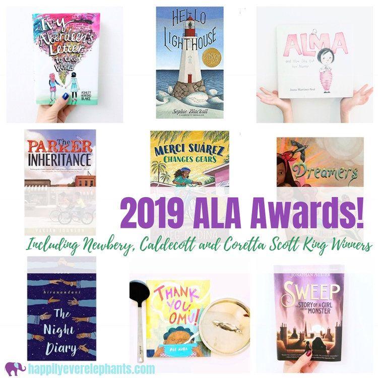 Ala award winners 2019 including the newbery caldecott