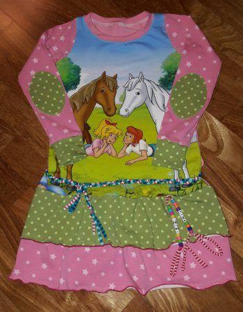 Bibi Und Tina Kleid Für Kleine Pferdefreundin
