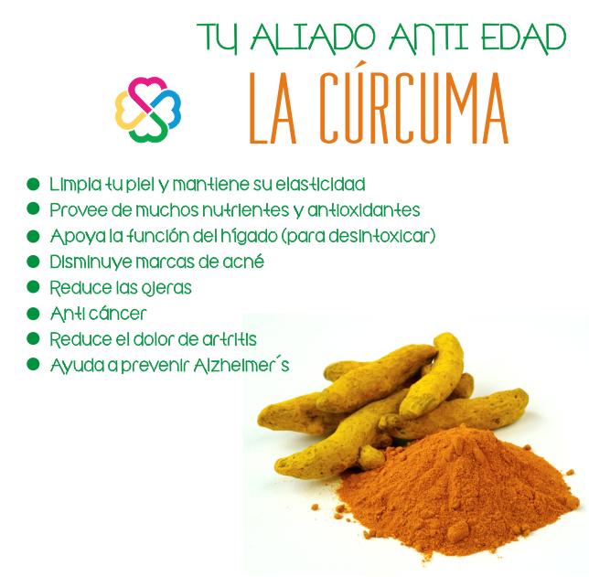 Uno de los s per alimentos m s poderosos para desinflamar - Alimentos antienvejecimiento ...