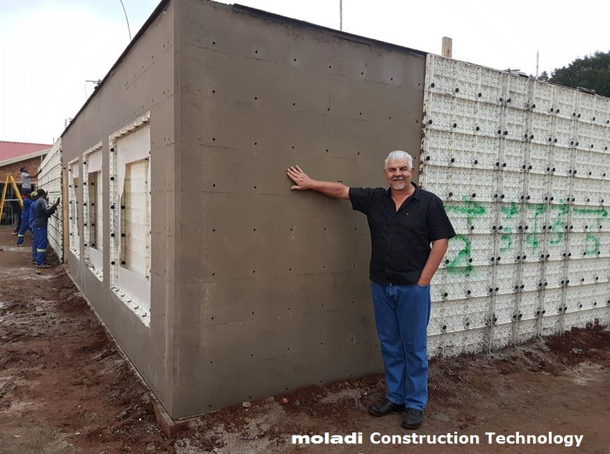 Image Result For Plastic Formwork For Walls Concrete Design Building Systems Framing Construction