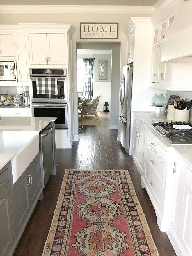 17 suggestion best area rugs for kitchen my little place home rh pinterest com
