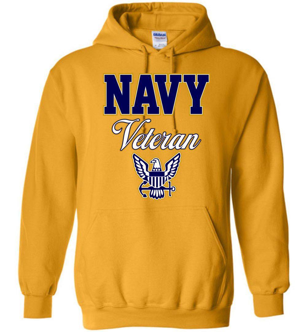 U.S. Navy Veteran Hoodie