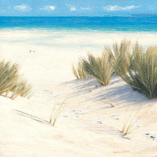 Caroline Atkinson, Footprints in the Sand