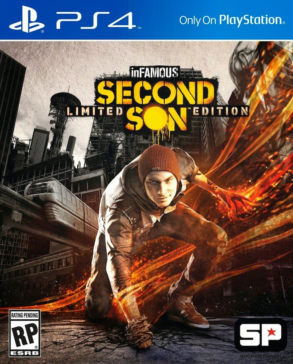 Over-1-Million-inFAMOUS-Second-Son-Game-Sold-ps4  A few weeks ago, Sucker Punch launched Playstation 4 Exclusive inFAMOUS Second Son. The Super Hero - Super Villain caper based in Seattle.  #PS4Games #Playstation4Games #inFamousSecondSon #PlaystationGames #SuckerPunch #PS4Exclusive #1Million