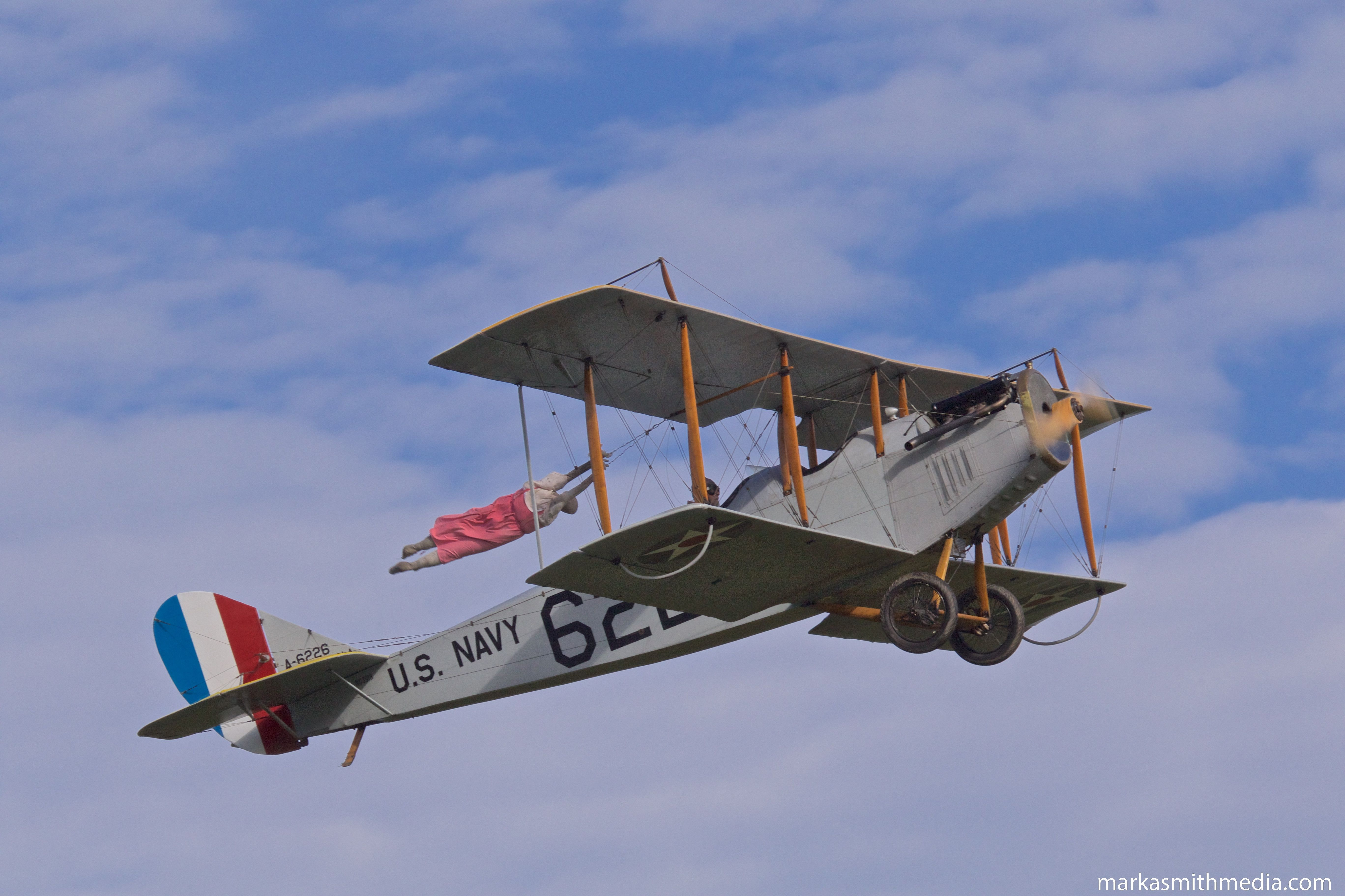 1917 Curtis Jenny Old Rhinebeck WWI Airshow, NY 2018 Air