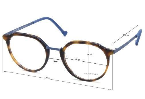 bcc4ec151550 SANTORINI Glasses For Oblong Face, Prescription Lenses, Round Frame,  Santorini, Tortoise,