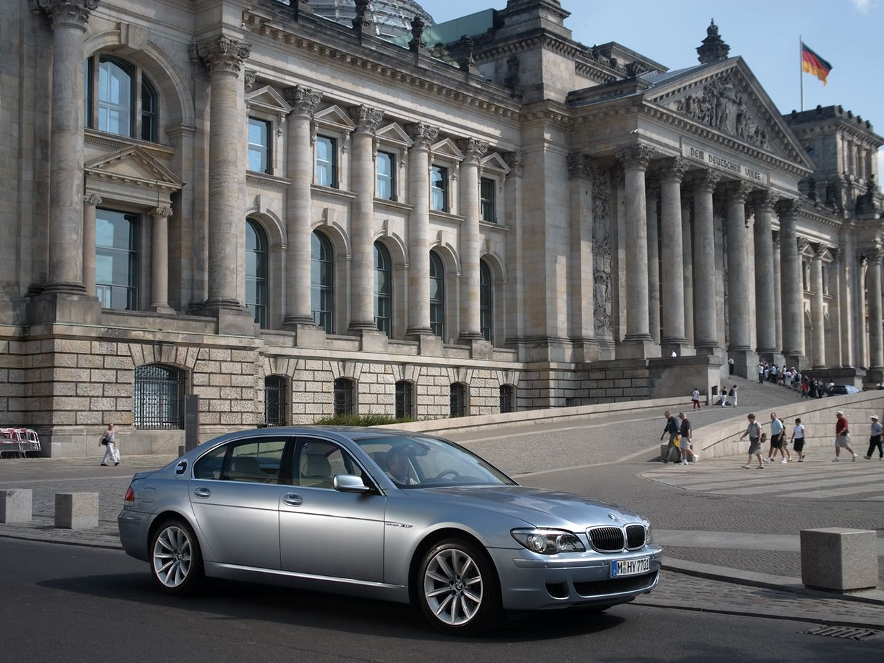 2007 BMW Hydrogen 7 Series Image | BMW | Pinterest | BMW