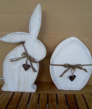 Kirschzweige Ostern Zum Blühen Bringen : 52 cm xxl easter bunny easter egg massively standing ~ A.2002-acura-tl-radio.info Haus und Dekorationen
