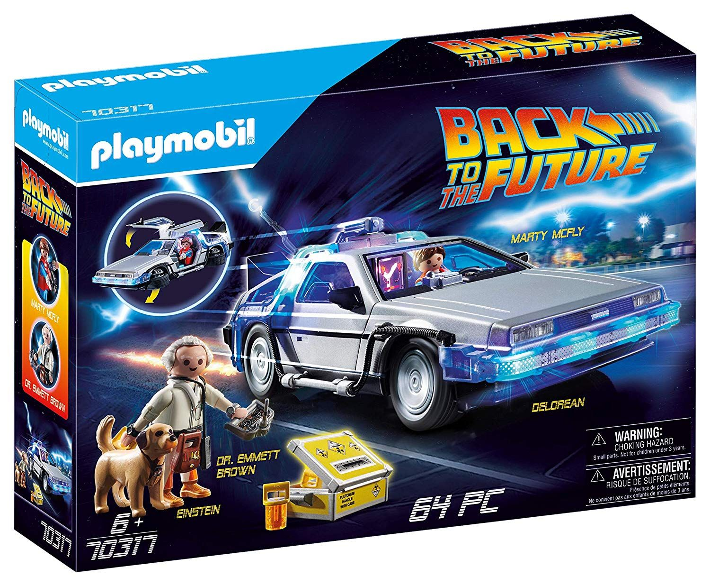 Playmobil Retour Vers Le Futur En 2020 Retour Vers Le Futur Play Mobile Playmobil