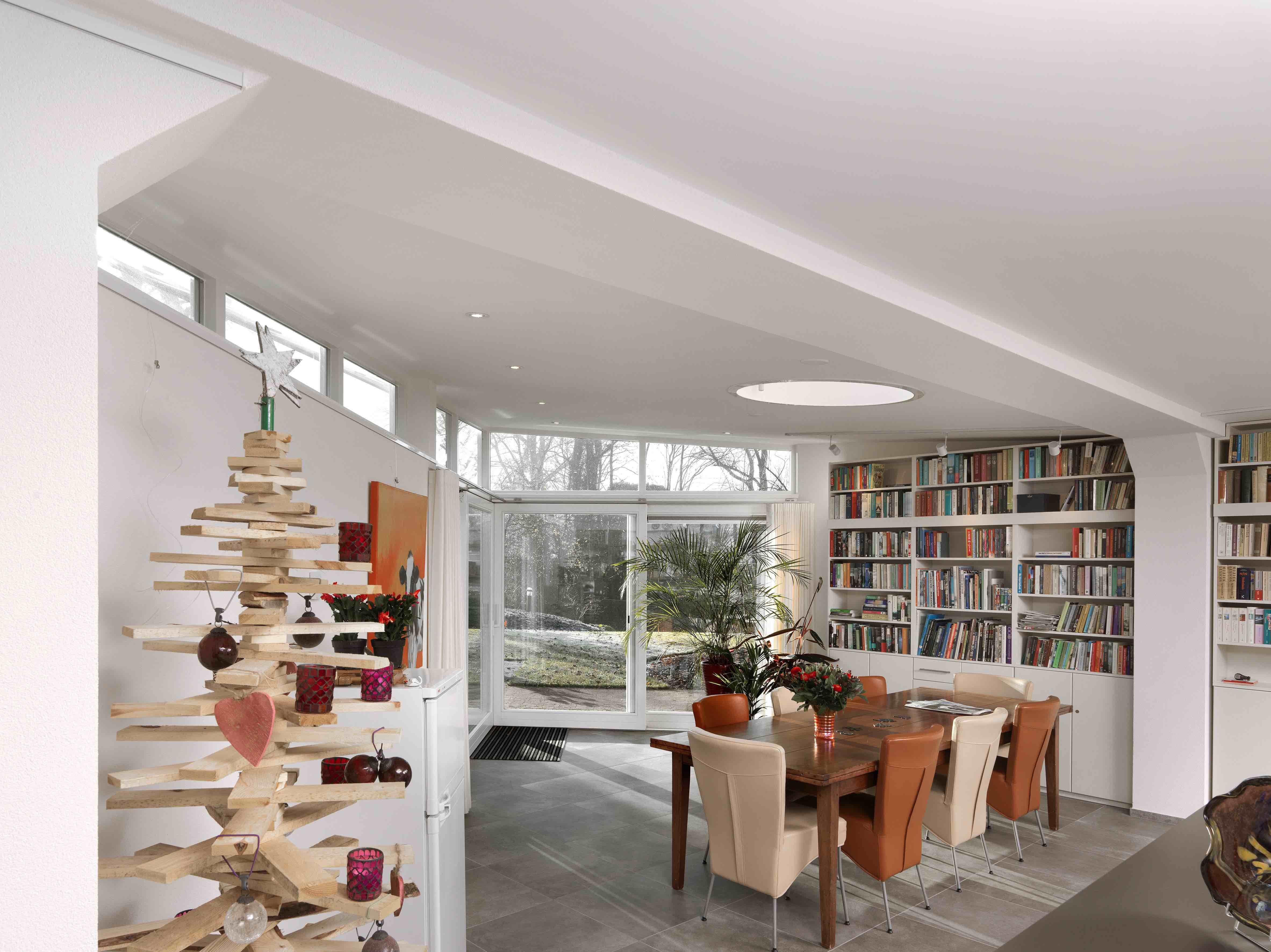 Vuijst ontwerpt | De Vleugel - uitbreiding woonhuis Almere Haven