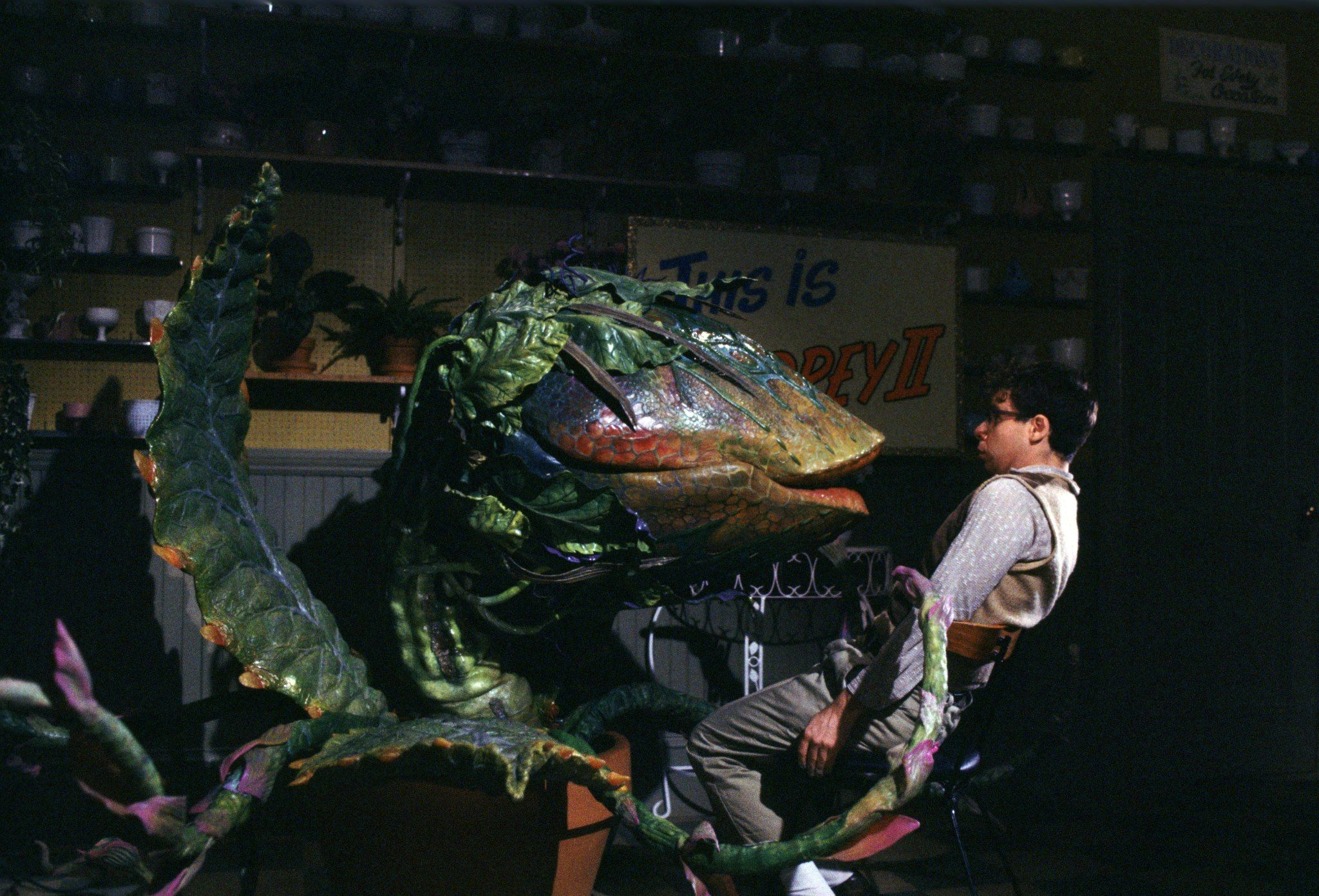 Feed Me Seymour Little Shop Of Horrors Horror
