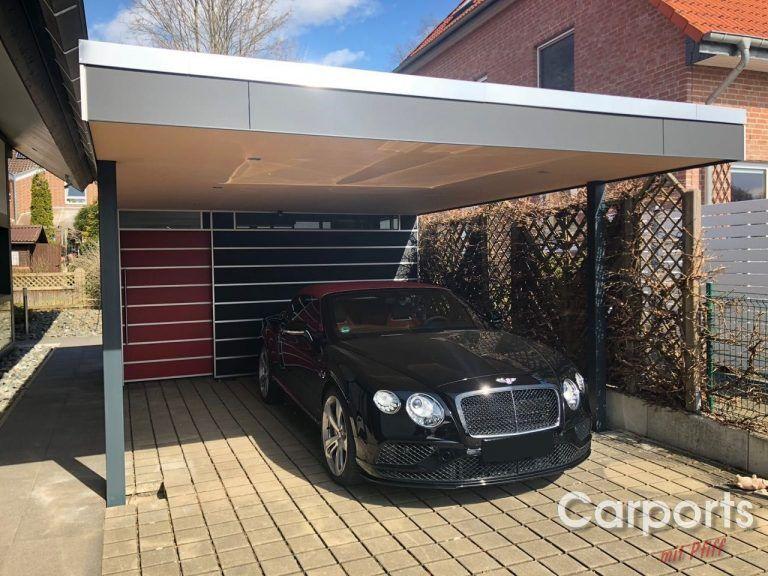 Carports Mit Pfiff Hochwertige Design Carports Clever Gemacht Carports Mit Pfiff Carports Carport Mit Abstellraum Carport