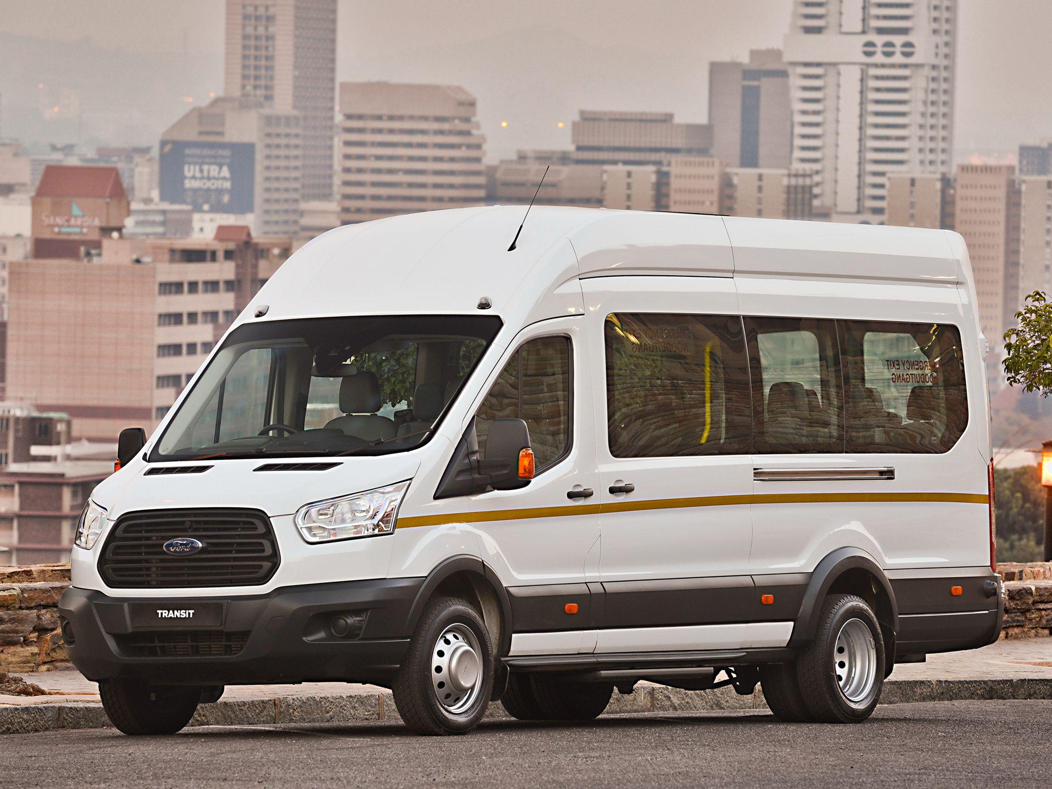 Ford transit jumbo minibus l4h3 za spec