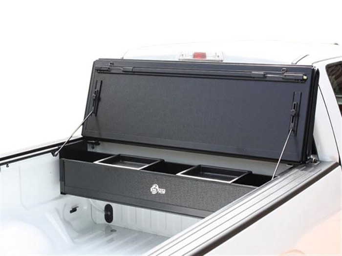 The TruXedo TonneauMate Truck Toolbox is a supersecure