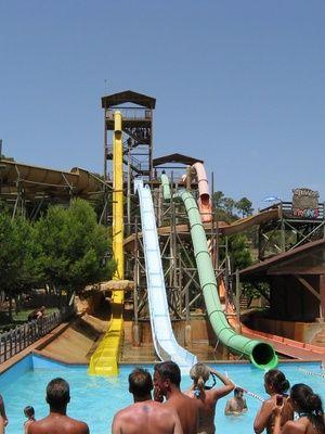 Actividades Apartamentos Sol Y Vera Web Oficial Magaluf Mallorca Apartamentos Sol Y Vera Parque Acuatico Parques Toboganes De Agua
