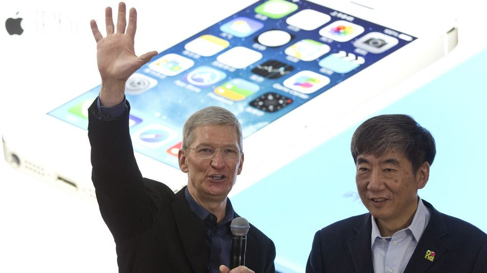 Apple 130,000 iOS Apps Are From Chinese Developers Ios