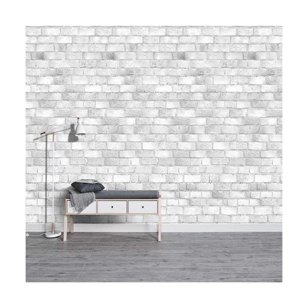Panel Scienny Vilo Motivo Ornamet Brick Vox Panele Scienne Pcv W Atrakcyjnej Cenie W Sklepach Leroy Merlin Paneling Home Home Decor