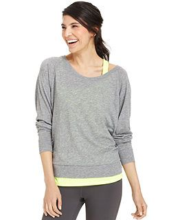 Tank Tops & Sports Shirts for Women - Activewear Tops - Macy's - http://AmericasMall.com/categories/activewear.html