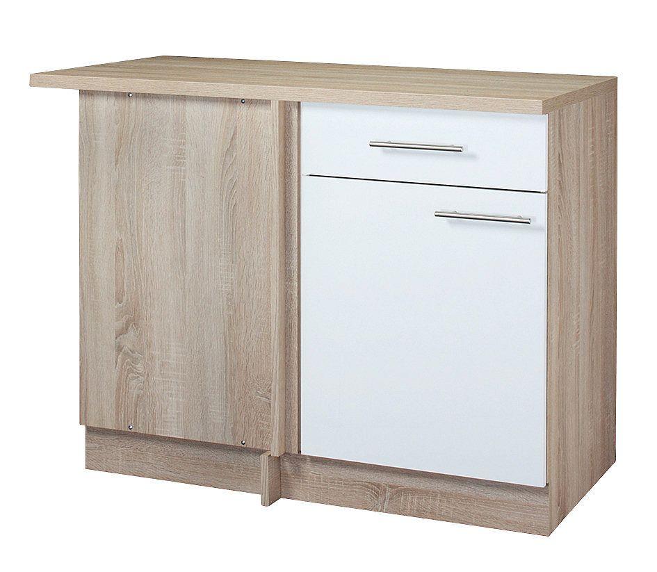 Wiho Küchen Eckunterschrank»Montana«, Breite 110 cm Jetzt bestellen